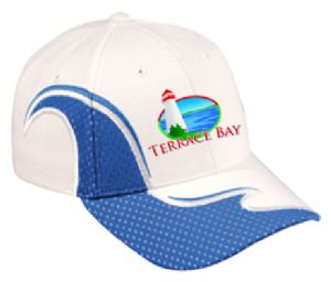 Wave Style Ball Cap