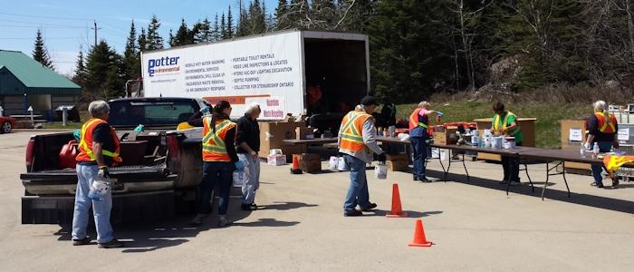 Hazardous Waste Day Collection