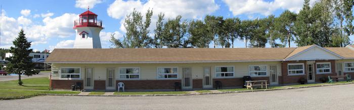 Norwood Motel in Terrace Bay