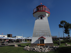 Terrace Bay Lighthouse