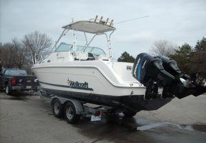 Bluebird Charter Boat