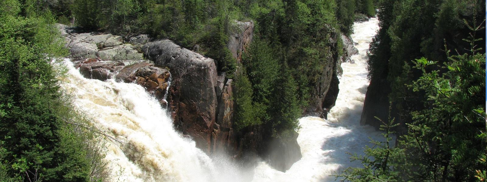 Slideshow: Augasabon Falls