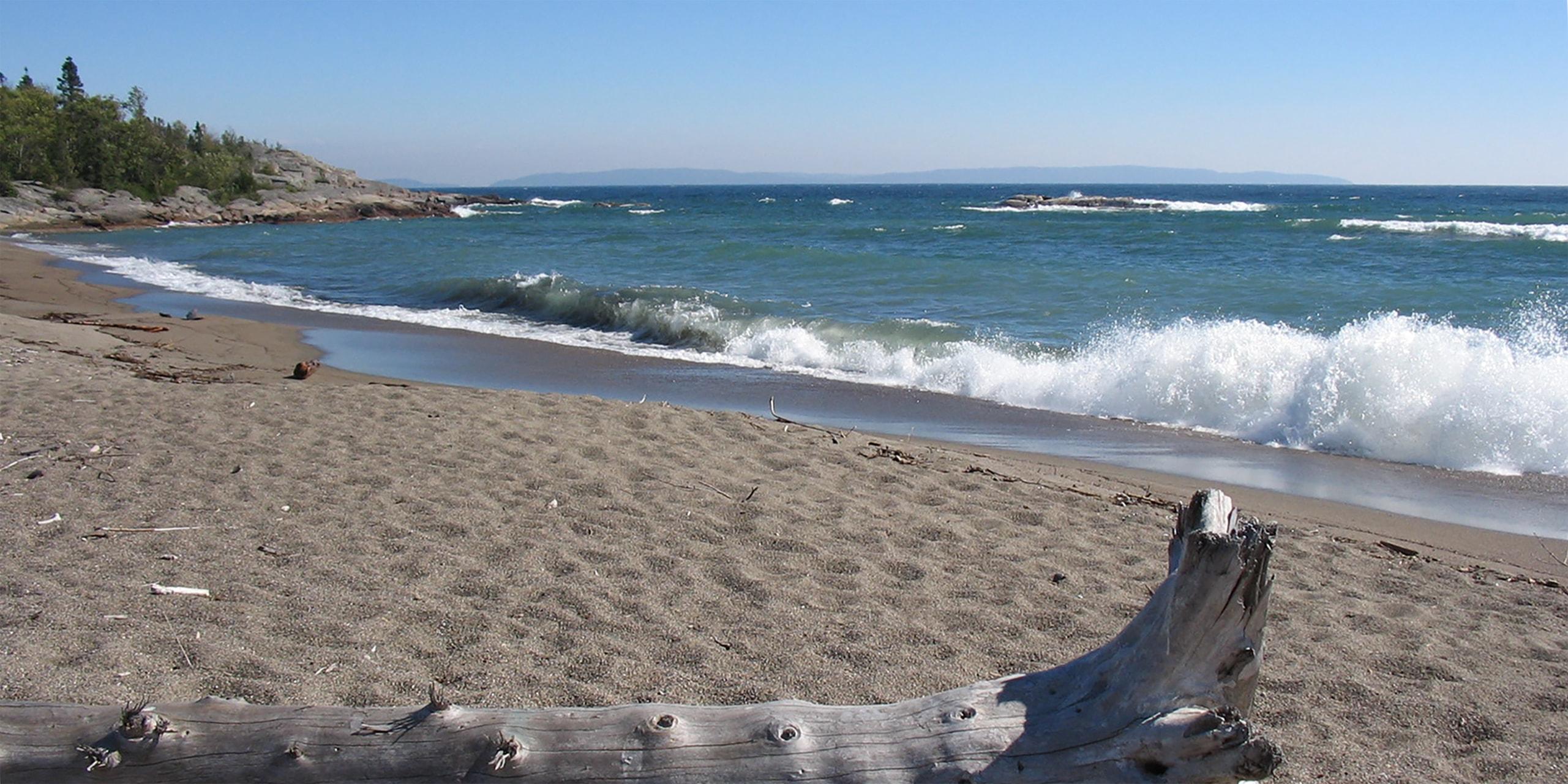 Wonderful Terrace Bay Beach