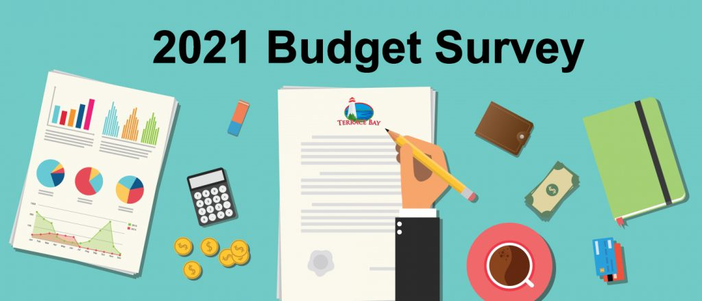 Township of Terrace Bay's 2021 Budget Survey